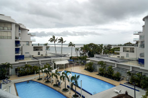 View of Oceans resort